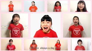 【シノシス】#うちで歌おう Tomorrow / Annie The Musical / 子役の合唱  第1弾公開!