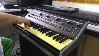Deep Purple - Love Child | Moog Little Phatty (Jon Lord)