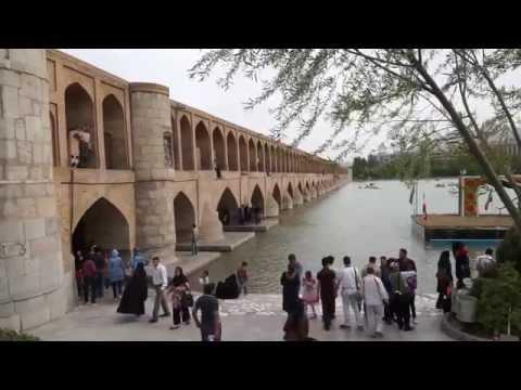 Иран. Исторические мосты Исфахана