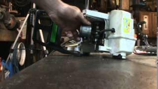 free sthil chainsaw rebuild