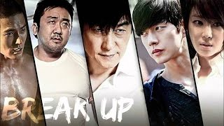 Yoon Hyung Ryul - Break Up {Bad Guys OST}[Arabic Sub]