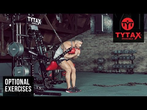 TYTAX® M2 ( Opt. B ) | Lever Seated Crunch