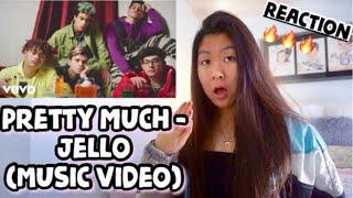 Reacting To PrettyMuch   Jello [Music Video]