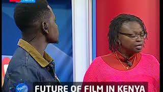 Youth Cafe: Future of Film in Kenya