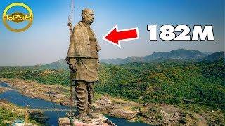 12 อันดับ รูปปั้นที่ใหญ่ที่สุดในโลก (ใหญ่โตมโหฬารมาก)