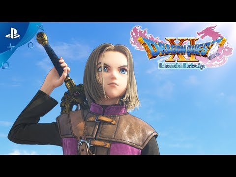 Dragon Quest XI: Echoes of an Elusive Age - Opening Movie | PS4 thumbnail