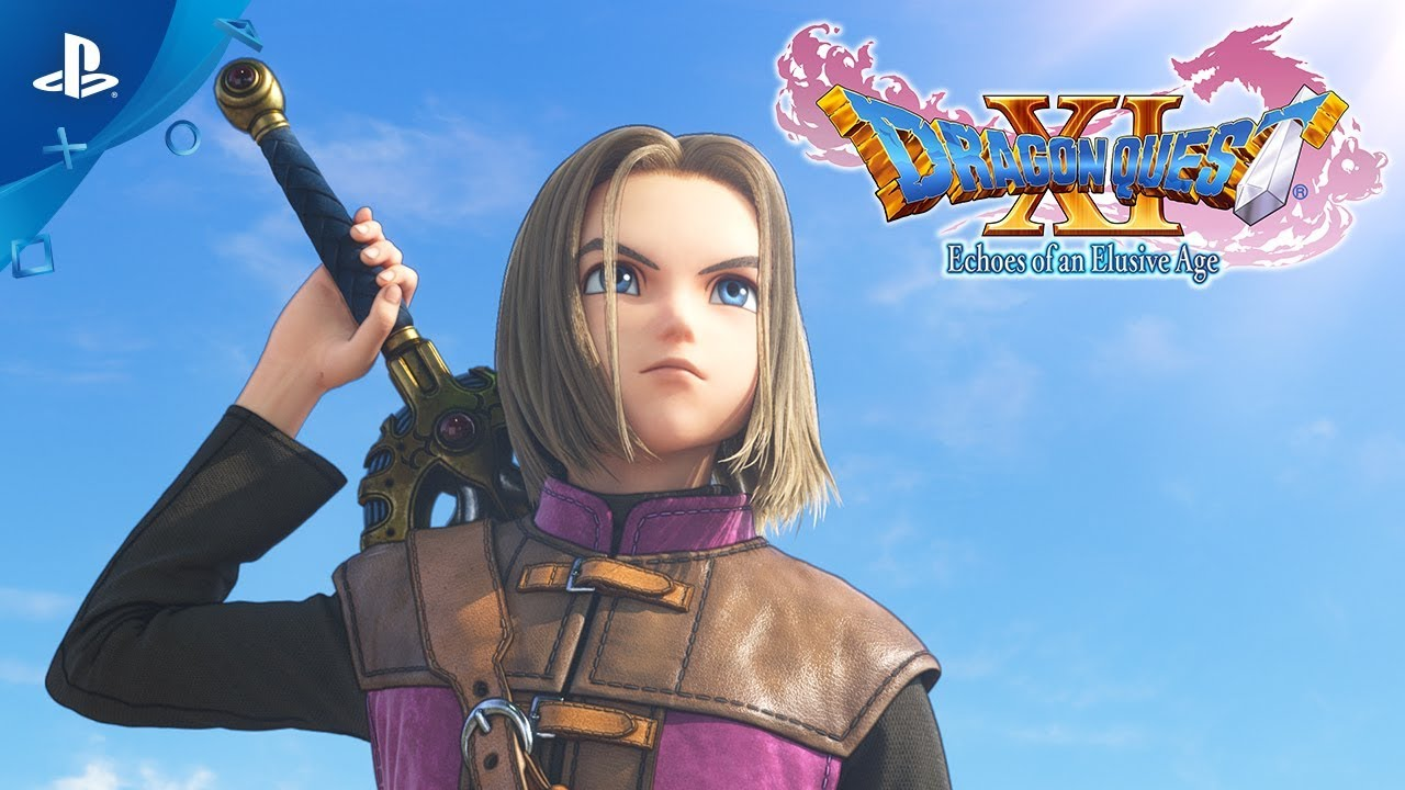 Dragon Quest XI: Echoes of an Elusive Age Journeys West September 4