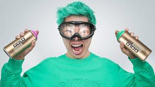 Best Drunk Goggle Art Wins $10,000 Challenge! | ZHC Crafts