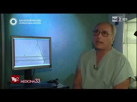 Lelettrizzazione a video thrombophlebitis