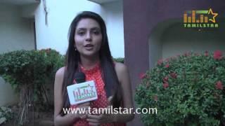 Mahima Nambiar at Mosakkutty Movie Team Interview