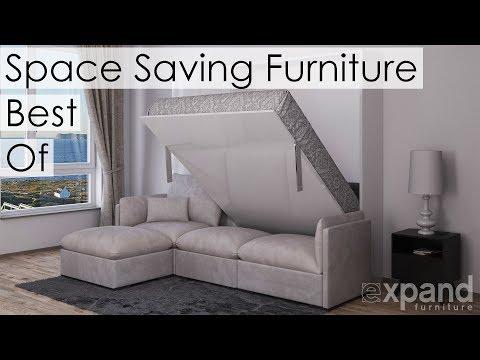 רהיטים מתקפלים מגניבים במיוחד שכל אחד היה רוצה בבית שלו