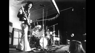 Jimi Hendrix - Little Wing live in Stockholm 1968