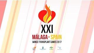 XXI World Transplant Games Málaga
