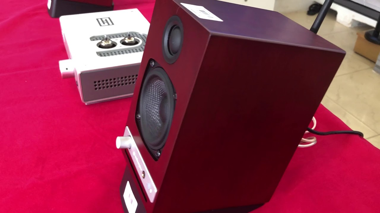 Audio engine HD3 video test