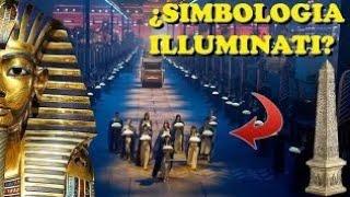 SIMBOLISMO 0CULT0 REVELADO NO DESFILE DE MÚMIAS