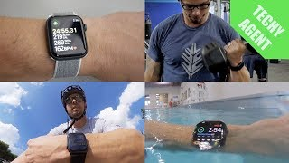Apple Watch Series 4 - Fitness and Health Review