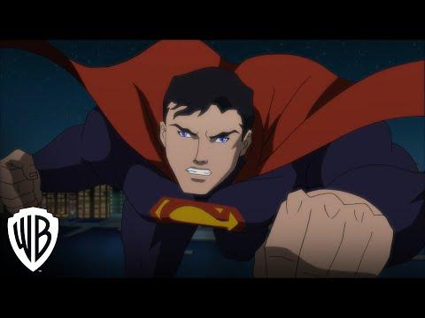 Justice League vs. Teen Titans (Clip 'JL vs Trigon')