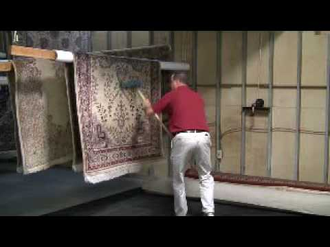 Part 4: How To Clean An Oriental Rug