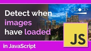 """JavaScript Tutorial - """"load"""" event 