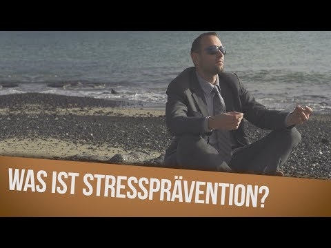 Stressbewältigung am Arbeitsplatz