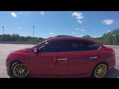 Sentra b17 review /wheel set up