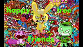 happy tree friends tek