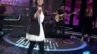 Chenoa - Buenas noticias - El disco del año 2009 TVE