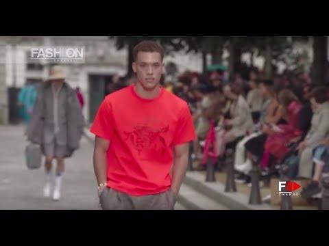 LOUIS VUITTON Spring Summer 2020 Menswear Paris - Fashion Channel