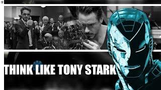 Big Idea Thinking - Think Like Tony Stark, Supergenius Futurist