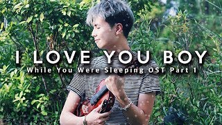 While You Were Sleeping OST -  I Love You Boy VIOLIN COVER