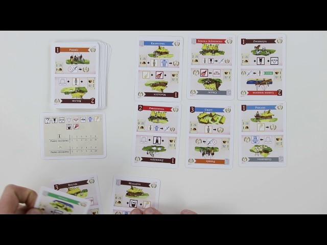 Gry planszowe uWookiego - YouTube - embed NdNYCK7rxks