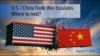 Trade War Escalates