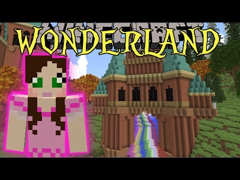 Minecraft: WONDERLAND (Custom Map)