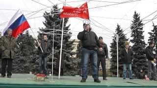 """""""У них там, небесная сотня. Приходите на Донбасс будет вам небесная тысяча!"""
