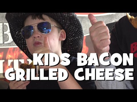 Smoked Bacon Grilled Cheese