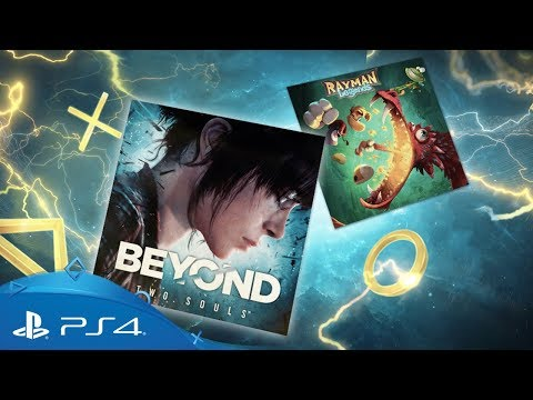 PlayStation Plus - May 2018 | Beyond: Two Souls + Rayman Legends | PS Plus Monthly Games