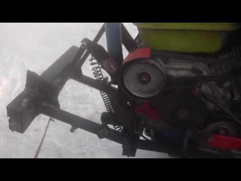 задняя механическая сцепка на переломку нива мб 2 обзор и размеры.