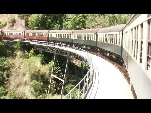 Top 10 Jalur Kereta Api Paling Berbahaya dan Mengerikan di Dunia