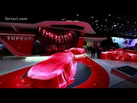 Ferrari en el Salón de París 2016