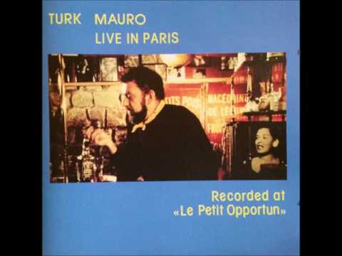TURK MAURO - Live in Paris online metal music video by TURK MAURO
