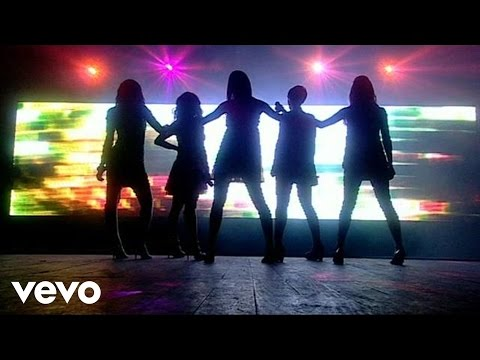 The Saturdays | If This Is Love (Live At The Nokia Green Room | 2008)