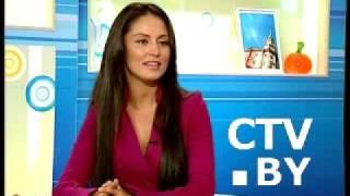 """Кристина Кучинская в гостях у программы """"Утро"""""""