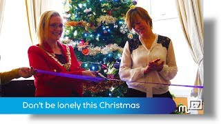 "Sunnydale's ""Don't be Lonely this Christmas"" Campaign makes the news!"