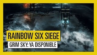 "Ya está disponible ""Operación Grim Sky"" de Tom Clancy´s Rainbow Six Siege"