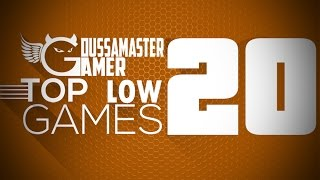 (Part1) top 10 games for low pc (1GB RAM) + Gameplay