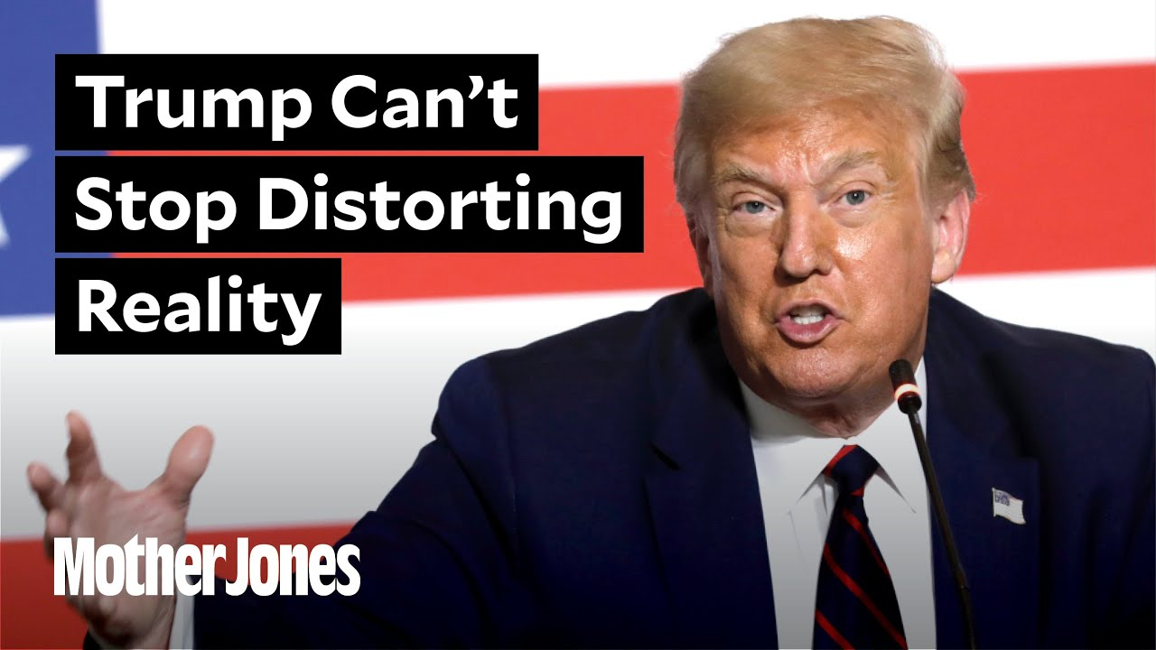 Trump Twists Coronavirus Realities by Slamming Fauci, CNN, China, and Democrats thumbnail
