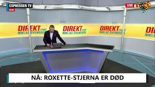 SE TV: Roxette-stjerna er død