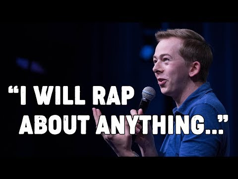 Unbelievable freestyle rap act - Chris Turner