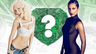 WHO'S RICHER? - Christina Aguilera or Alicia Keys? - Net Worth Revealed!