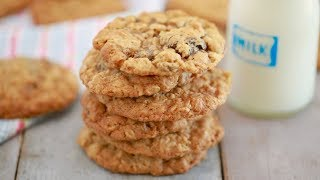 best oatmeal chocolate chip cookie recipe chewy